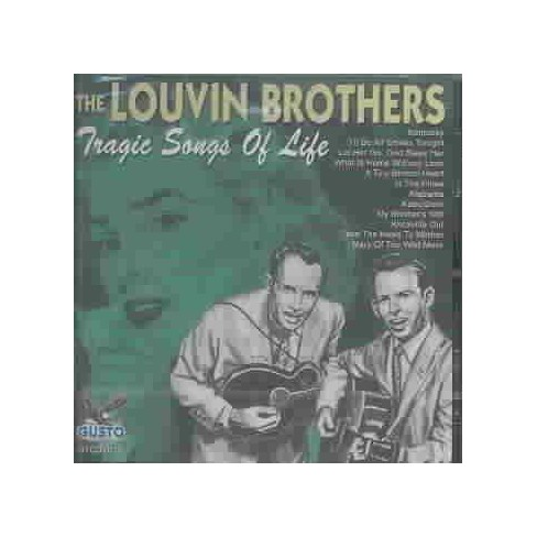 Louvin Brothers (The) - Tragic Songs of Life (CD) - image 1 of 1
