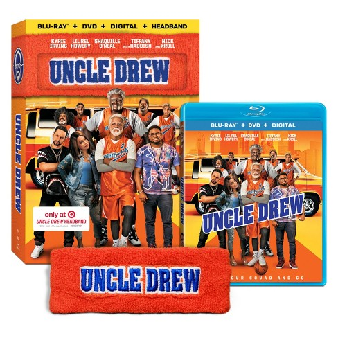 2e54226d6dc Uncle Drew (Blu-Ray + DVD + Digital)   Target