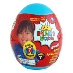 Ryan's World RYAN'S WORLD MINI MYSTERY EGG