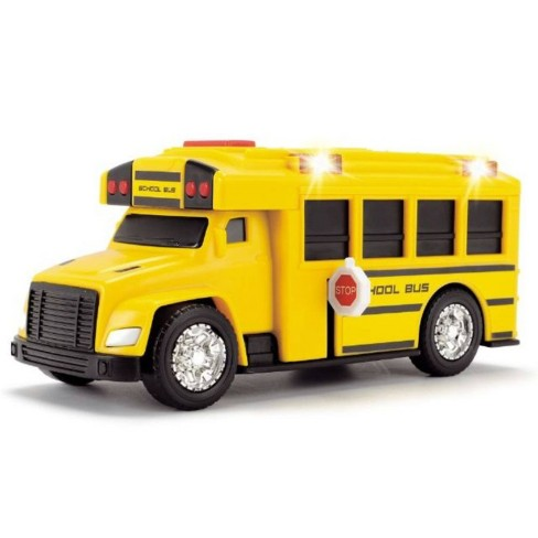 Dickie Toys Action School Bus - image 1 of 3