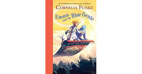Emma and the Blue Genie (Reprint) (Paperback) (Cornelia Caroline Funke) - image 1 of 1