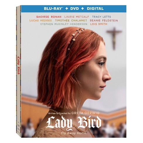 Lady Bird (Blu-ray + DVD + Digital) - image 1 of 1