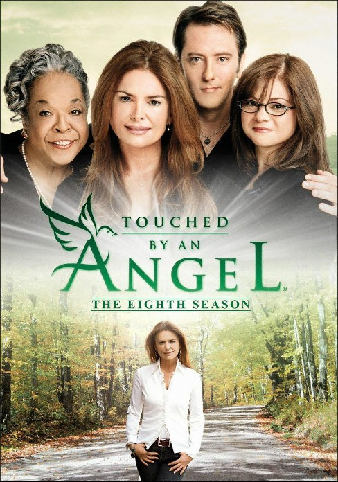 Touched by an angel:Complete eighth s (DVD) - image 1 of 1