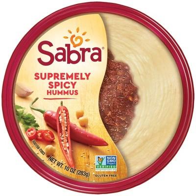 Sabra Spicy Hummus - 10oz