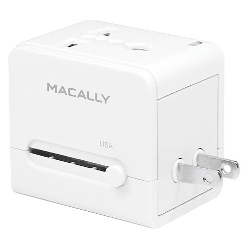 Macally USB to Port Charger - White (LP-PTCII) - image 1 of 6