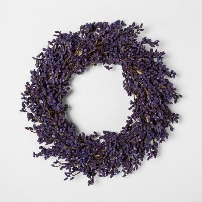 Lavender Wreath 21in - Smith & Hawken™