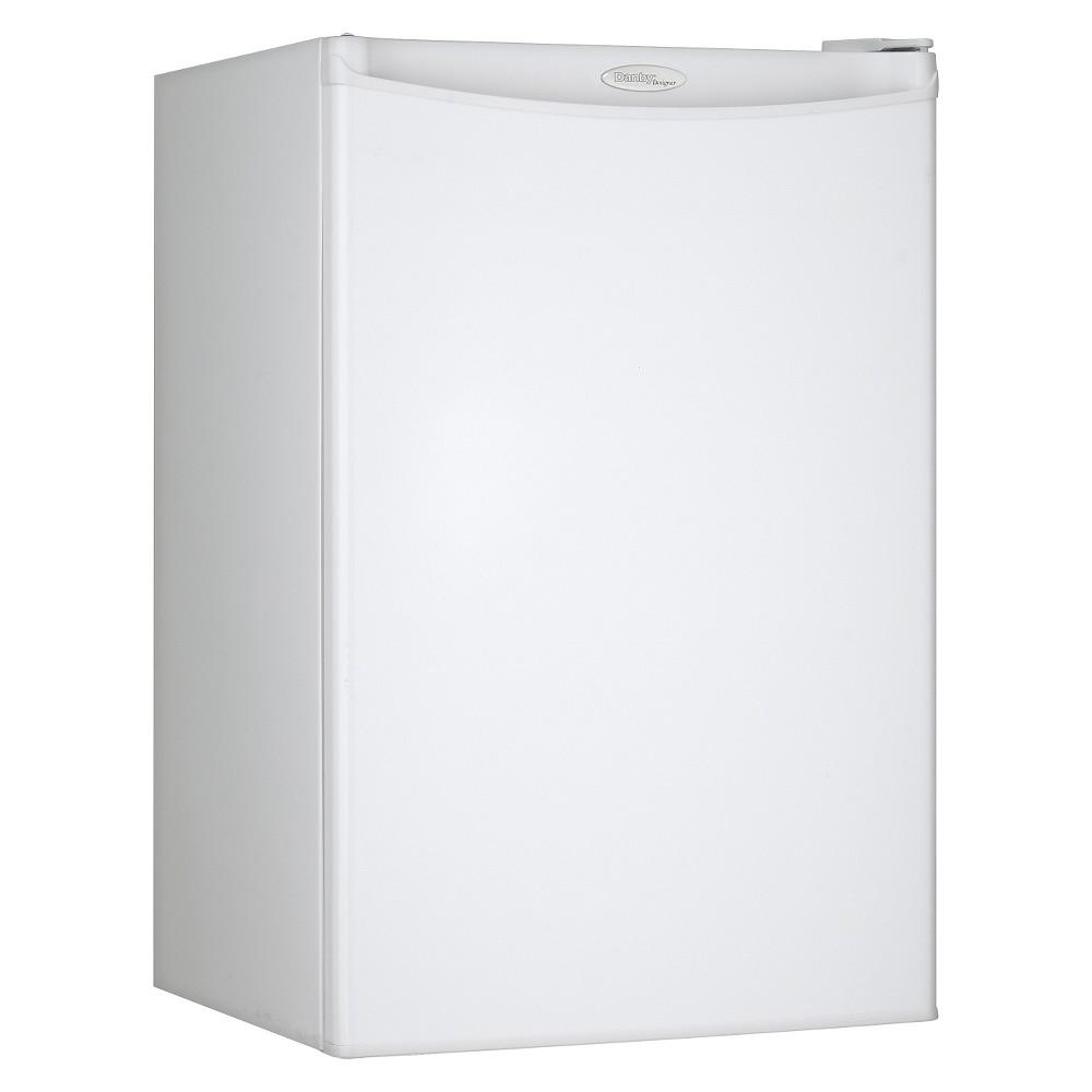 Danby 4.4 Cu. Ft. Mini Refrigerator - White DCR44A2WD