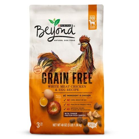 Purina Beyond Grain Free White Meat Chicken Egg Recipe Dry Dog