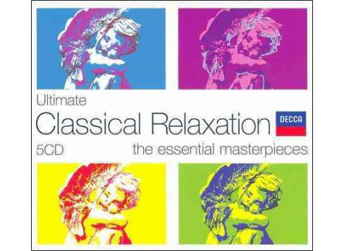 Various - Ultimate classical relaxation (CD) - image 1 of 1