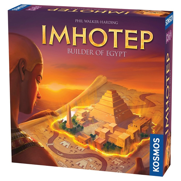 Imhotep Builder Of Egypt Game : Target