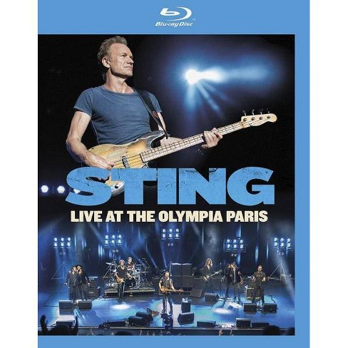 Sting: Live at the Olympia Paris (Blu-ray) - image 1 of 1