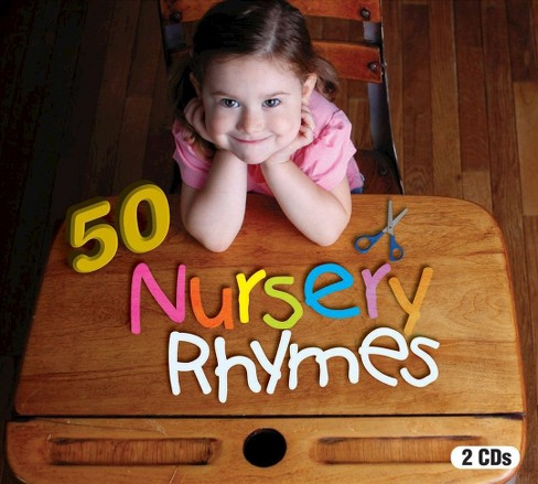 Evokids - 50 nursery rhymes (CD) - image 1 of 1