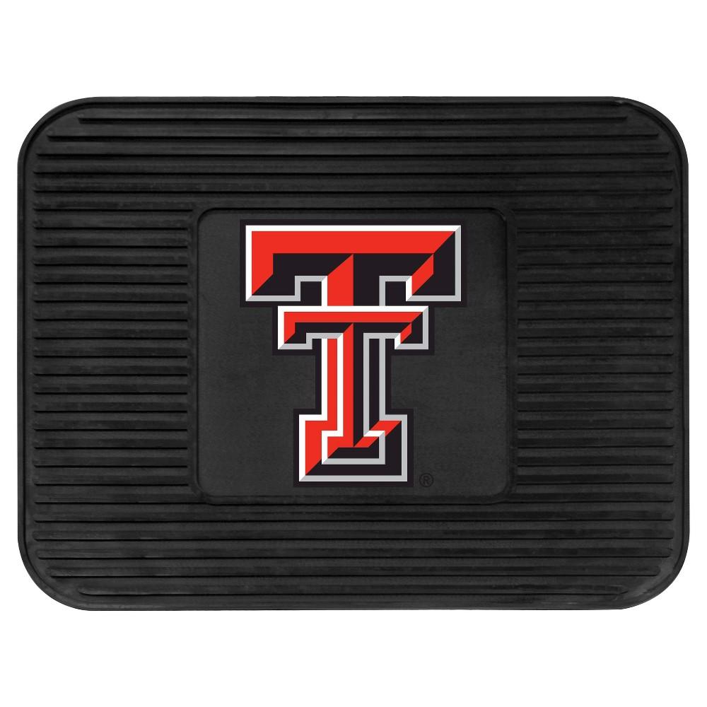 NCAA Texas Tech Red Raiders FanmatsUtility Mat, Black