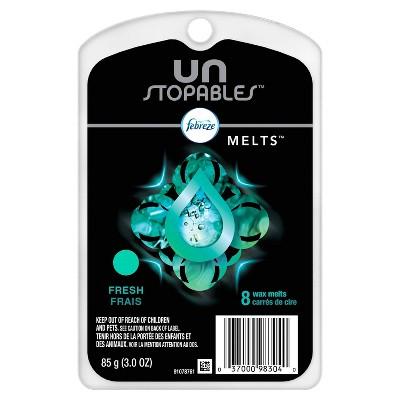 Unstopables Fresh Wax Melts - 8ct