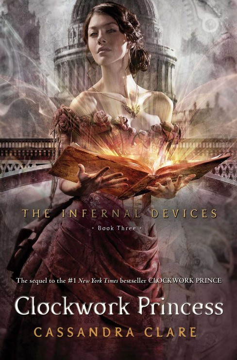 Clockwork Princess ( The Infernal Devices) (Hardcover) by Cassandra Clare - image 1 of 1