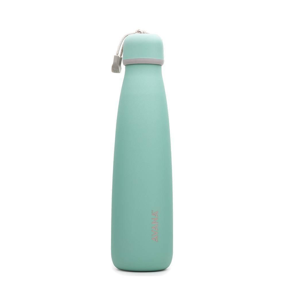 Image of Avana 18oz Stainless Steel Water Bottle Sage