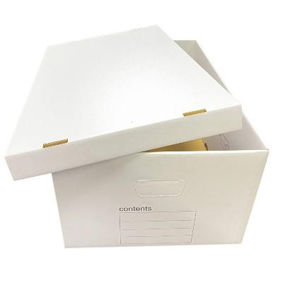 10pk Storage Filing Box Medium Duty Legal - up & up™