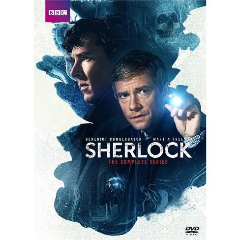 Sherlock: Seasons 1-4 & Abominable Bride Gift Set (DVD) - image 1 of 1