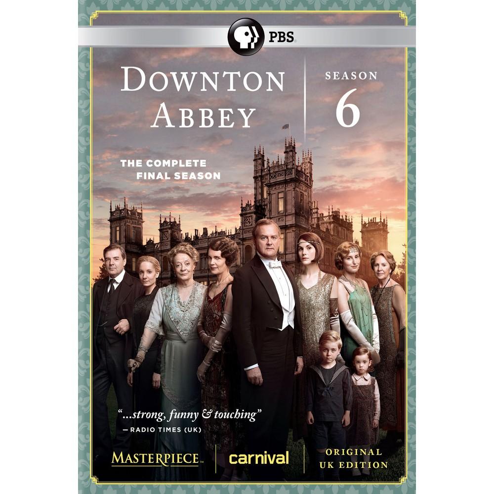 Downton Abbey: Season 6 (Dvd)