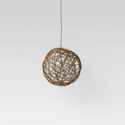 LED Globe String Lights Brown - Smith & Hawken™