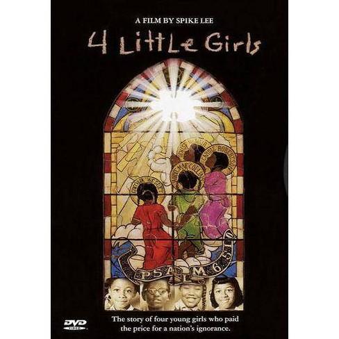 4 Little Girls (DVD) - image 1 of 1