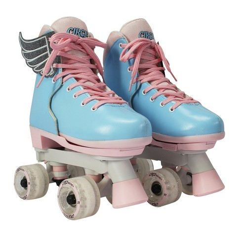 Circle Society Adjustable Skate - Classic Cotton Candy Jr. Size 3-7 - image 1 of 10