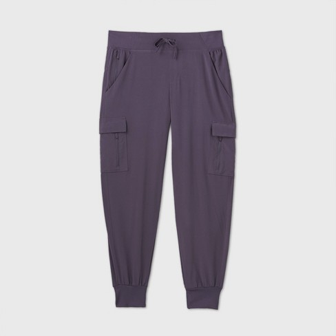 Women's Stretch Woven Cargo Pants - All in Motion™ - image 1 of 2