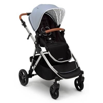 Mockingbird Single-to-Double Stroller - Sky Canopy