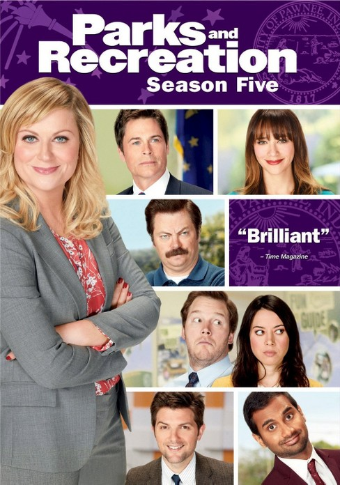 Parks and Recreation: Season Five [3 Discs] - image 1 of 1