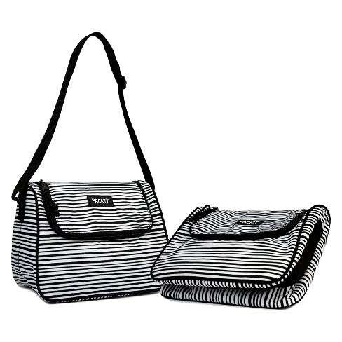 Packit Freezable Soho Lunch Tote - Wobbly Stripe - image 1 of 4