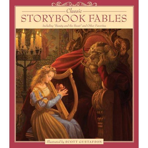 Classic Storybook Fables - by  Scott Gustafson (Hardcover) - image 1 of 1