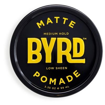 BYRD Matte Pomade - 3.35oz