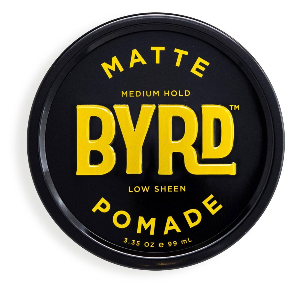 Image of BYRD Matte Pomade - 3oz, hair pomades
