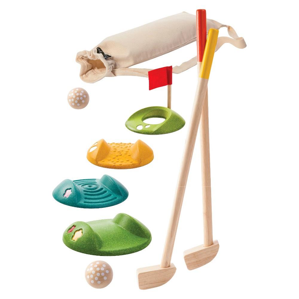 PlanToys Mini Golf Set, Toy Sports Sets