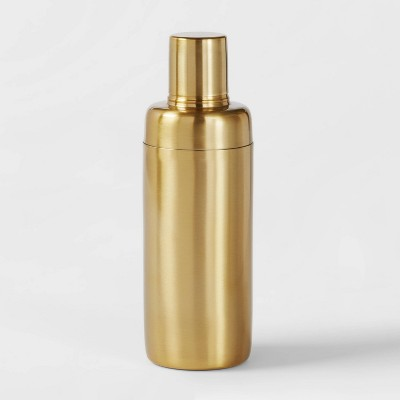 21oz Stainless Steel Cocktail Shaker Gold - Project 62™