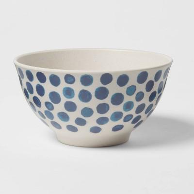 22.5oz Bamboo Melamine  Dinner Bowl - Opalhouse™