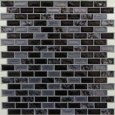 RoomMates Traditional Marble Tile Peel And Stick Backsplash - image 1 of 2