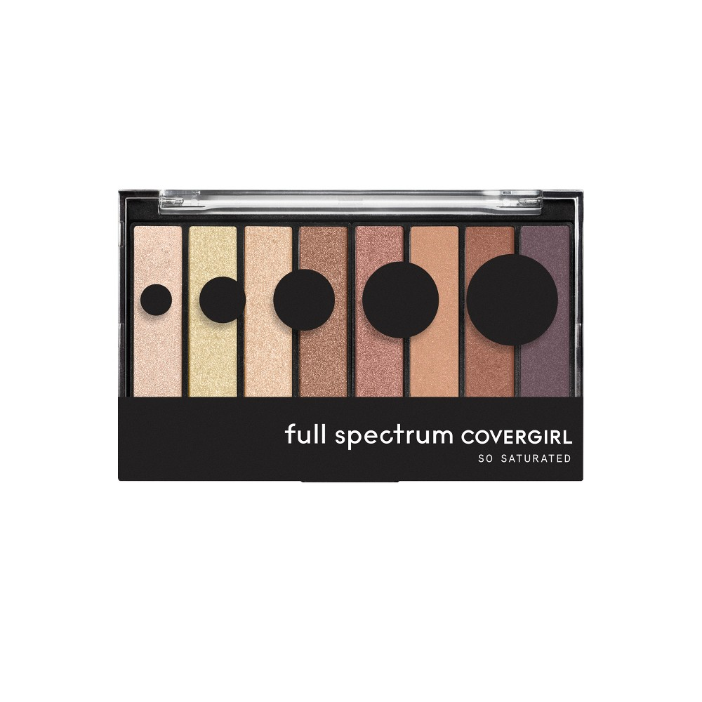 Image of COVERGIRL So Saturated Shadow Palettes Reverence - 0.22oz