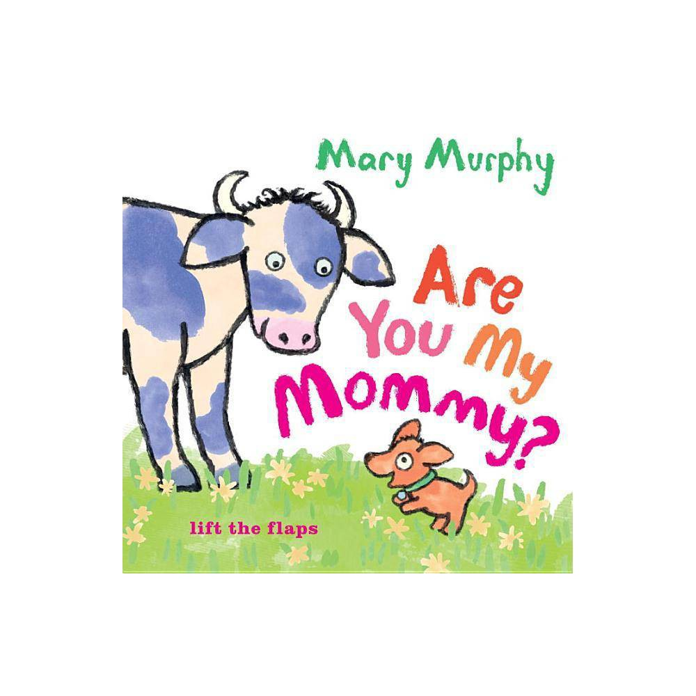 Are You My Mommy By Mary Murphy Board Book