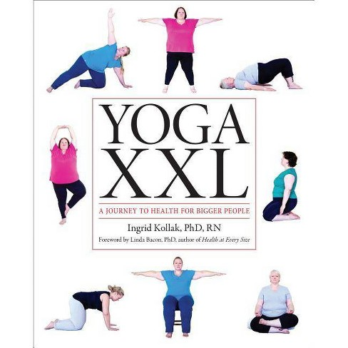 Yoga XXL - by  Ingrid Kollak (Paperback) - image 1 of 1