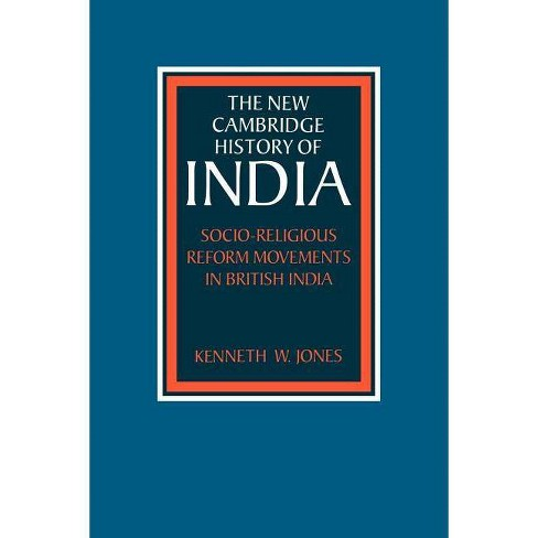 Socio-Religious Reform Movements in British India - (New Cambridge History of India) (Paperback) - image 1 of 1
