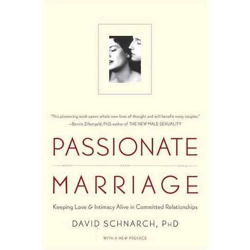 Passionate Marriage - by  David Schnarch (Paperback) - image 1 of 1