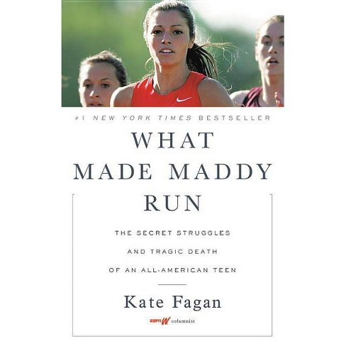 What Made Maddy Run - by  Kate Fagan (Hardcover) - image 1 of 1