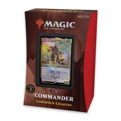 Magic:The Gathering Strixhaven Commander Deck Lorehold