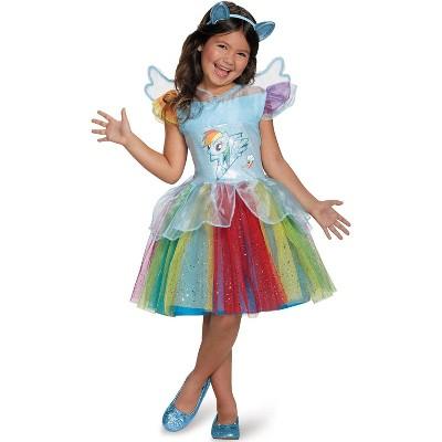 My Little Pony Rainbow Dash Tutu Deluxe Child Costume