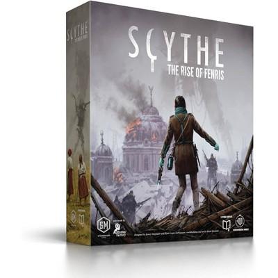 Scythe: The Rise of Fenris Game