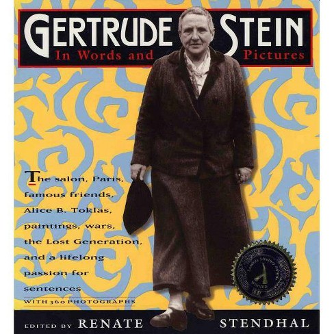 Gertrude Stein - (Paperback) - image 1 of 1