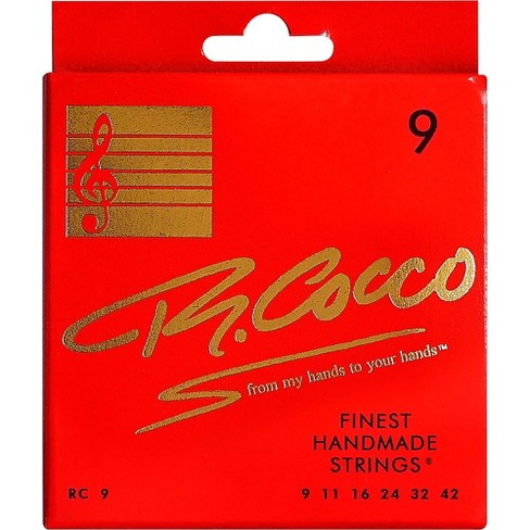 Richard Cocco RC9 Electric Guitar Strings - image 1 of 1