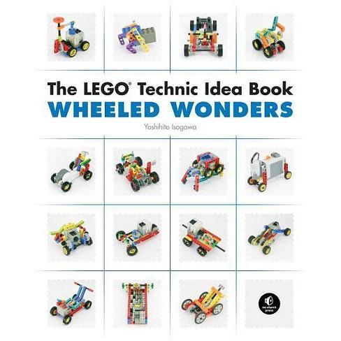 The Lego Technic Idea Book: Wheeled Wonders - by  Yoshihito Isogawa (Paperback) - image 1 of 1