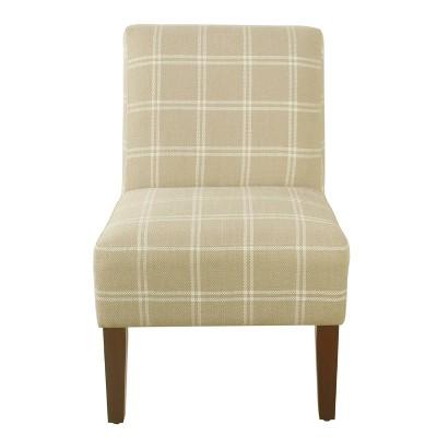 Armless Accent Chair - HomePop